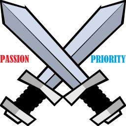 Passion VS. Priority: Confusingly Unusure